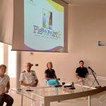 stamani conferenza stampa su attività AMP Plemmirio 2021
