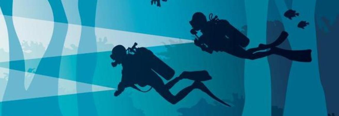 """Sub sentinelle contro le """"reti fantasma"""" che inquinano il mare"""