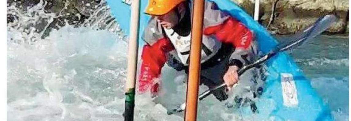 GIORNALE DI BRESCIA  Morto in kayak, il fratello: «Andrea, saremo i più forti» = «Ciao Andrea, saremo ancora i fratelli più forti del mondo» di Luca Bordoni