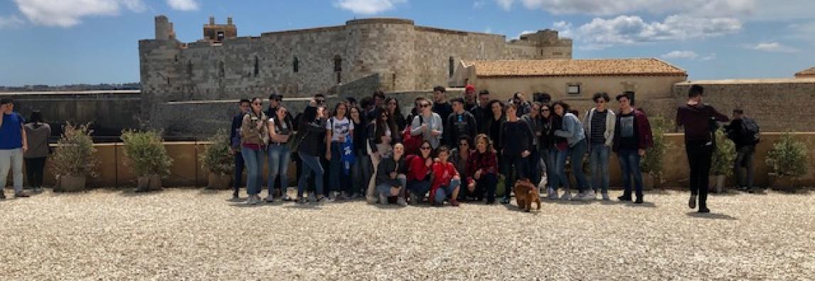 Giornata ASL con il Liceo Classico Ruggero Settimo di Caltanissetta