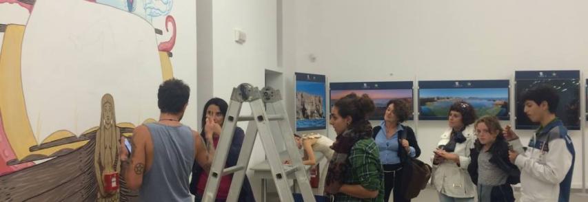 """Expo e Territori –  Gran Finale per il progetto """"Il Gusto della Luce"""""""