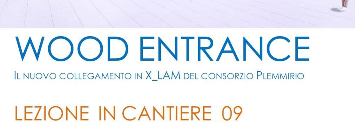 Il 7 luglio inaugurazione del nuovo collegamento in X_LAM del Consorzio Plemmirio